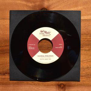 Fruits Records | Lovely Feeling - Single 7'' vinyl
